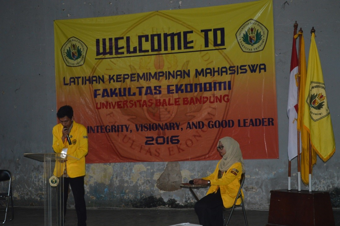 Latihan Kepemimpinan Mahasiswa